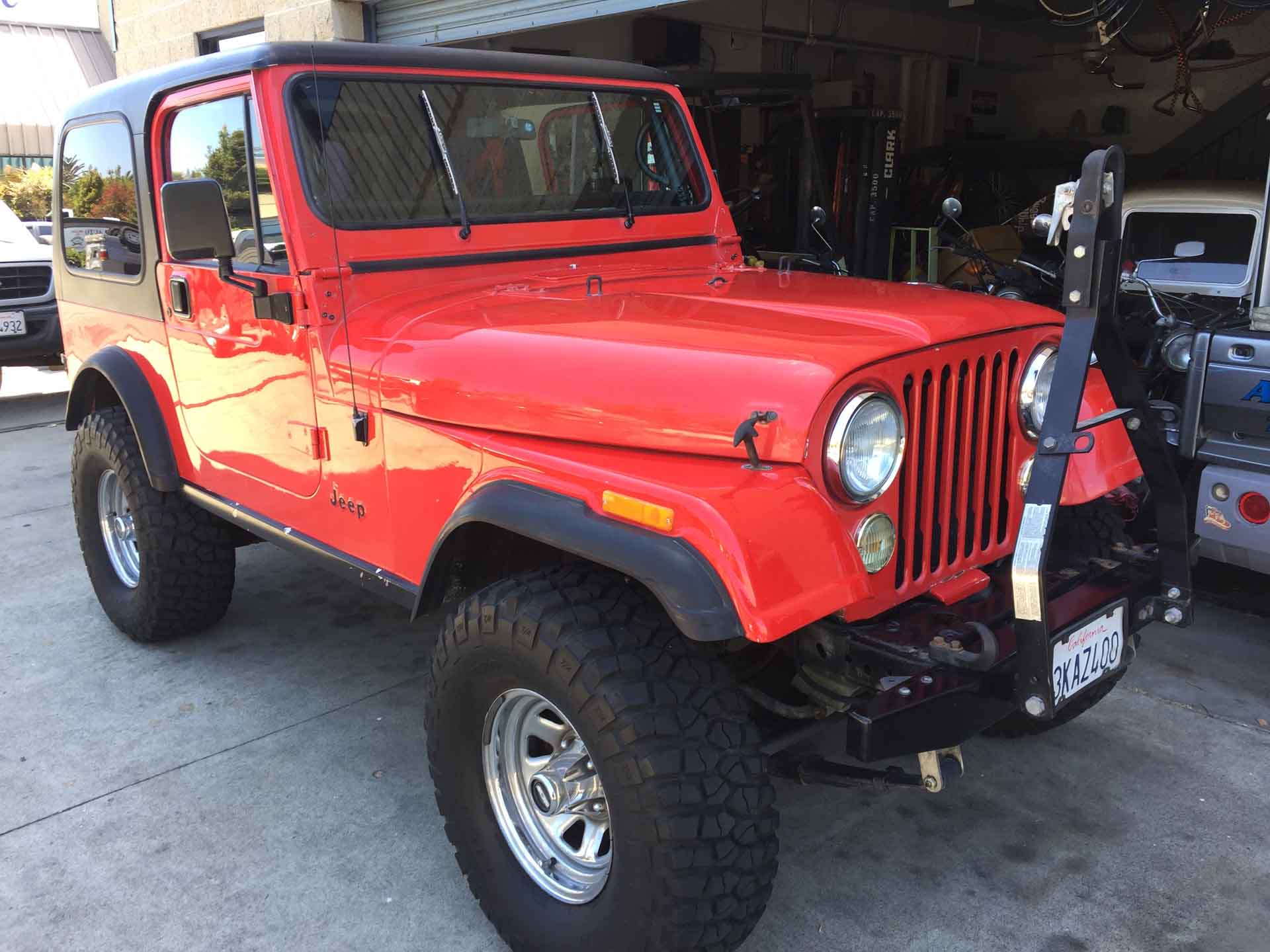 Jeep - After