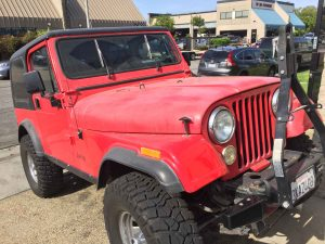 Jeep - Before